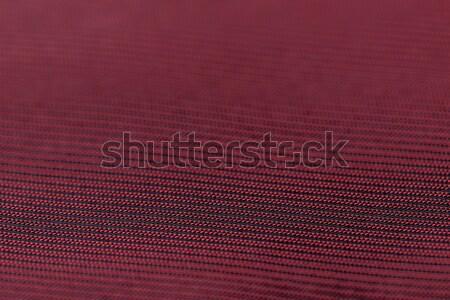 красный шелковые ткань моде Сток-фото © grafvision