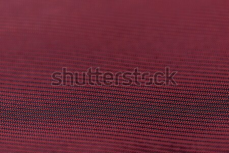 關閉 紅色 絲綢 布 時尚 商業照片 © grafvision