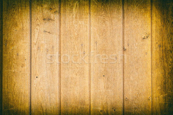 Wooden background Stock photo © grafvision