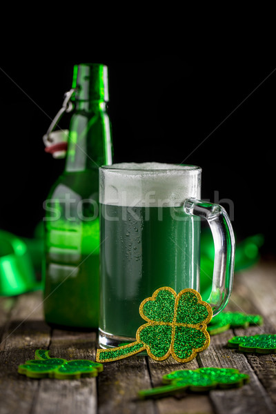 St. Patrick's Day celebration Stock photo © grafvision
