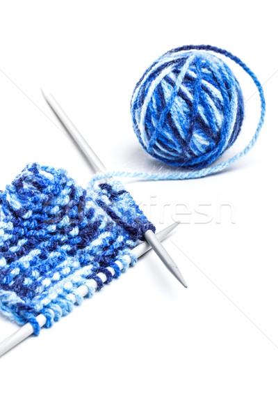 Woollen thread Stock photo © grafvision