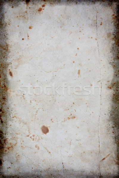 texture of old paper Stock photo © grafvision