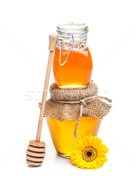 Honey Stock photo © grafvision