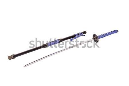 Japanese sword Stock photo © grafvision