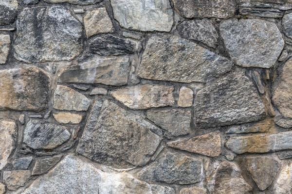 Rock wall Stock photo © grafvision