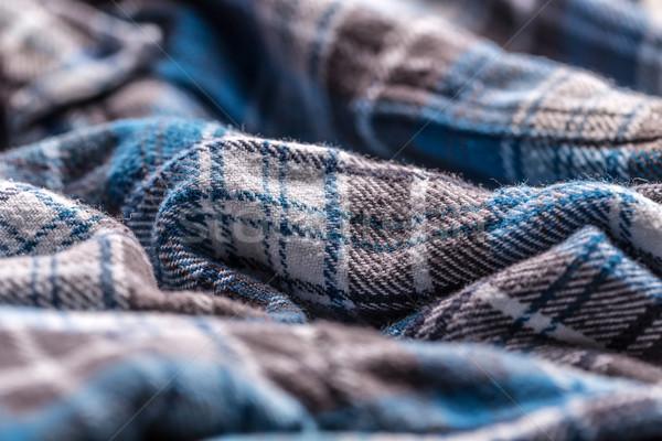Photo stock: Shirt · textiles · texture · mode · design
