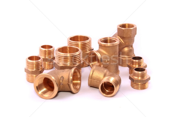 Plumbing Stock photo © grafvision