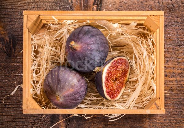 Top мнение продовольствие фрукты Сток-фото © grafvision