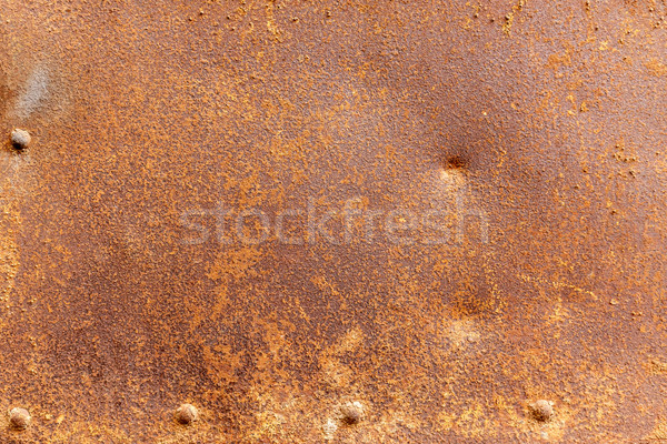 Rusty grunge metal Stock photo © grafvision