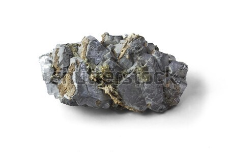 Isolated sample of the mineral  Stock photo © grafvision