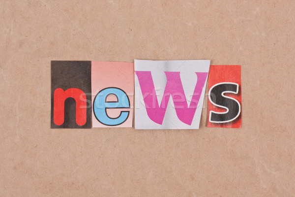 News Stock photo © grafvision