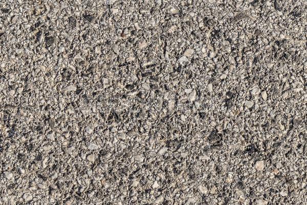 Stone pebbles wall Stock photo © grafvision