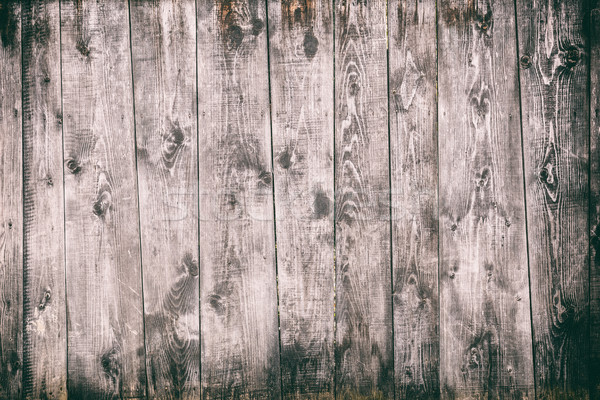 Old wooden plank Stock photo © grafvision