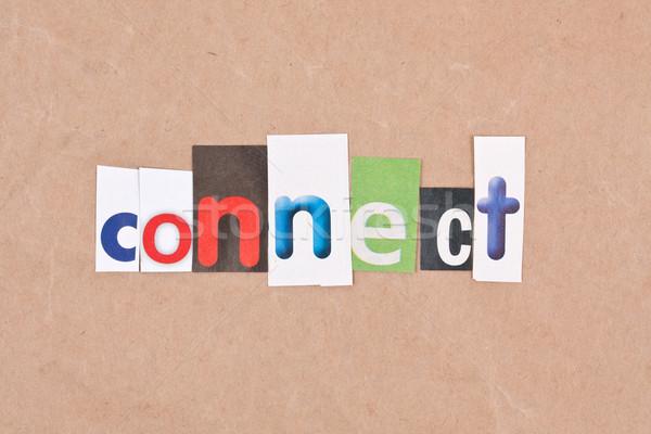 connect Stock photo © grafvision