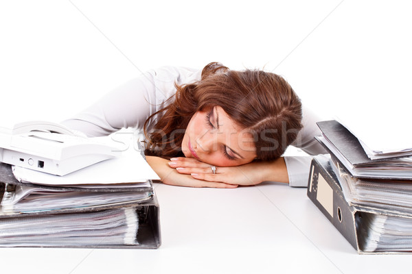 Office portrait  Stock photo © grafvision
