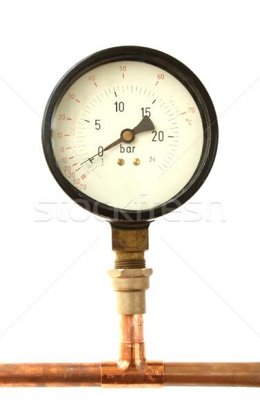 manometer Stock photo © grafvision