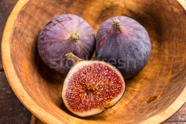 Group of figs Stock photo © grafvision