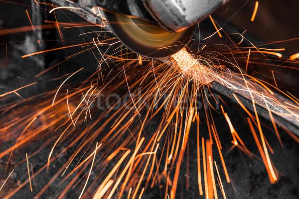 Grinding machine Stock photo © grafvision