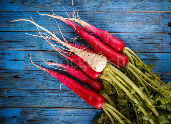 Raw healthy food vegetables Stock photo © grafvision