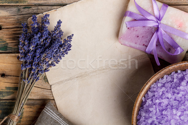 Lavender Stock photo © grafvision