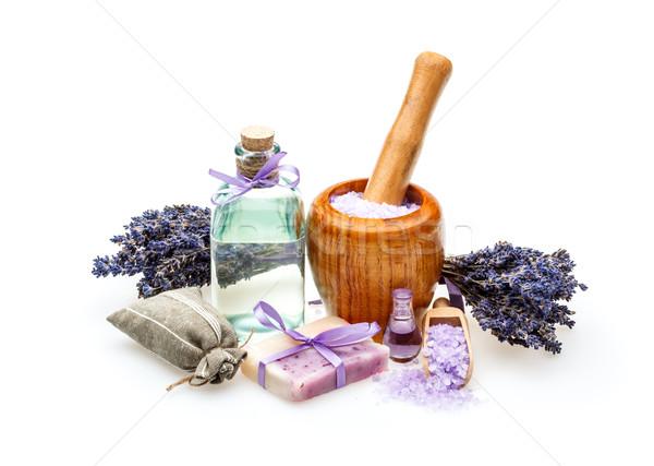 Handmade soap Stock photo © grafvision
