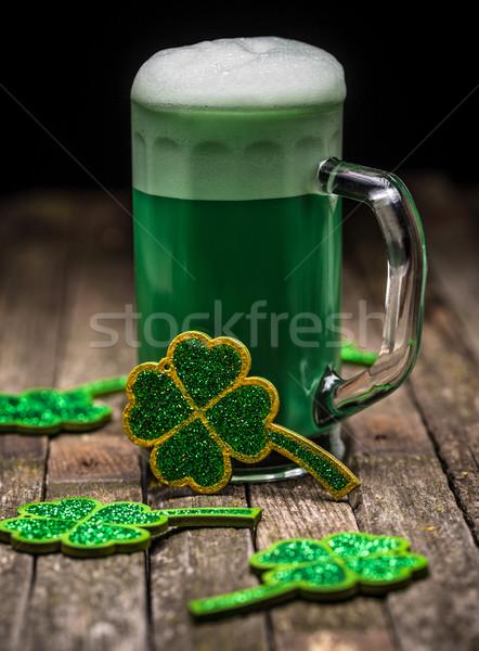 St. Patrick Day concept Stock photo © grafvision