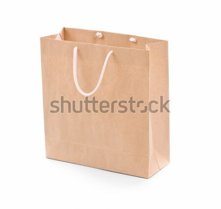 Shopping bag Stock photo © grafvision