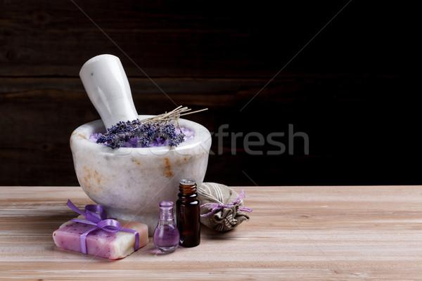 Dry lavender Stock photo © grafvision