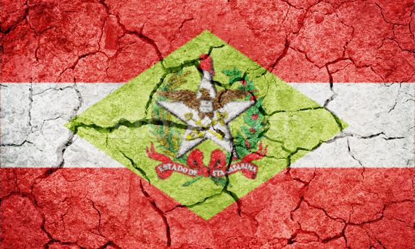 サンタクロース ブラジル フラグ 地球 地上 ストックフォト © grafvision
