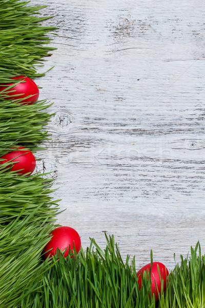 Easter eggs Stock photo © grafvision