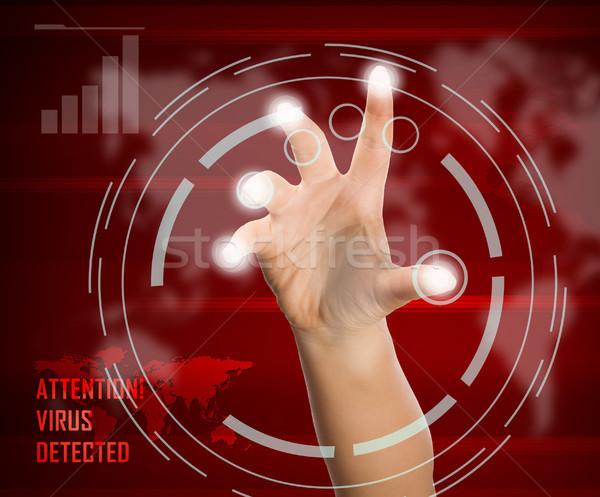 Digital concept Stock photo © grafvision