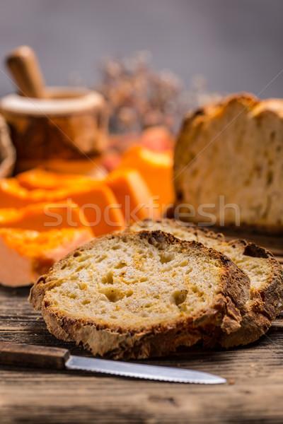 Bread slice Stock photo © grafvision