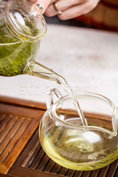 Tea ceremony  Stock photo © grafvision