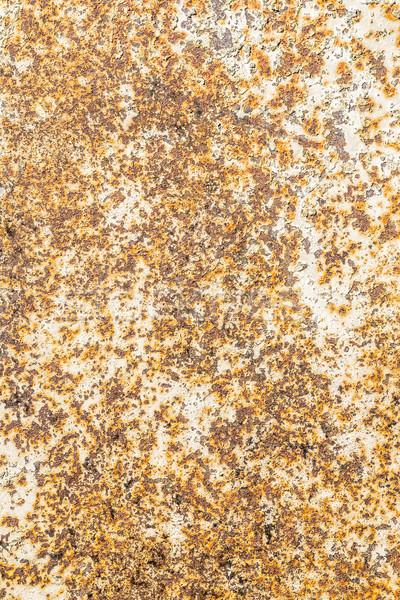 Old metal iron rust Stock photo © grafvision