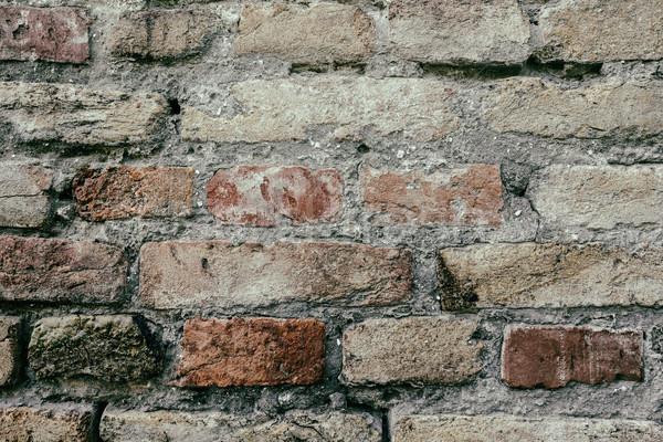 Brick wall texture Stock photo © grafvision