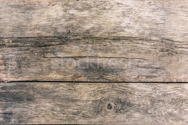 Houten haveloos oude natuurlijke textuur Stockfoto © grafvision