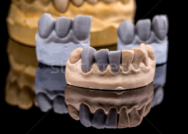 Artificial tooth Stock photo © grafvision