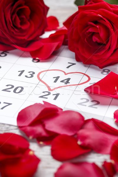 Valentines Day Stock photo © grafvision
