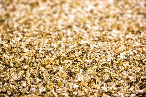 Gold background Stock photo © grafvision