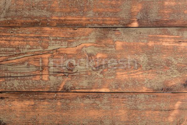 Eski ahşap doku ahşap soyut doğa arka plan Stok fotoğraf © grafvision