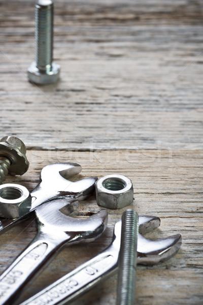 Hand tools Stock photo © grafvision