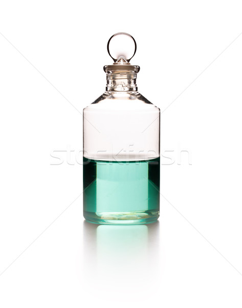 Massage oil bottle  Stock photo © grafvision