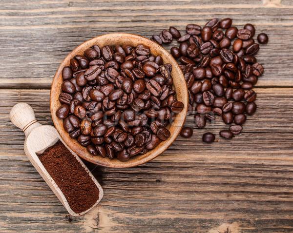 Coffee Stock photo © grafvision