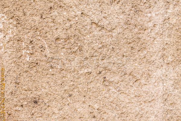 Egyenetlen tapasz fal mintázott textúra beton Stock fotó © grafvision