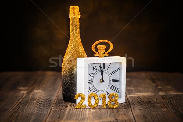 New Year's Eve celebration concept  Stock photo © grafvision