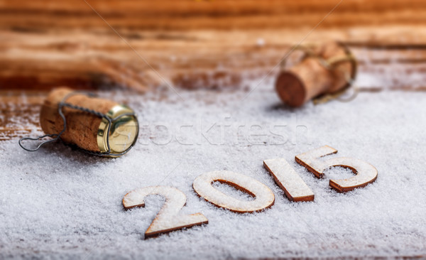 New Year's concept Stock photo © grafvision