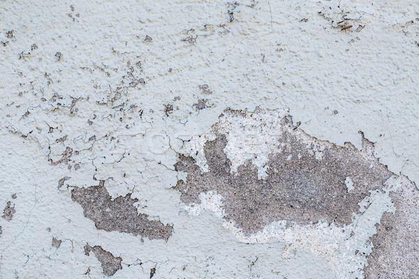 выветрившийся штукатурка стены аннотация старые текстуры Сток-фото © grafvision