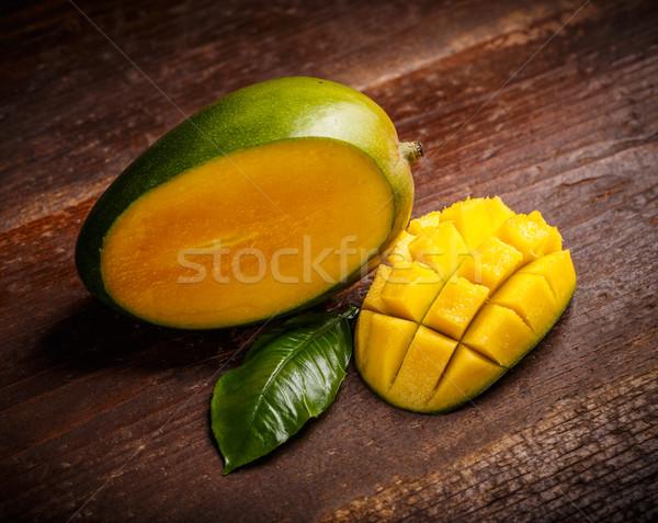 Mango fruit Stock photo © grafvision