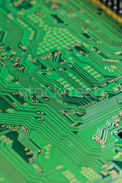 Circuito elettronica texture abstract scienza comunicazione Foto d'archivio © grafvision