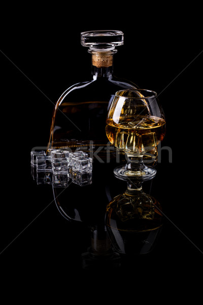 Hard liquor Stock photo © grafvision
